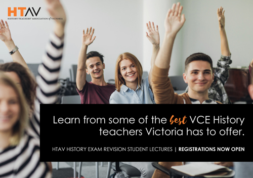 VCE History Exam Revision Student Lectures 2019