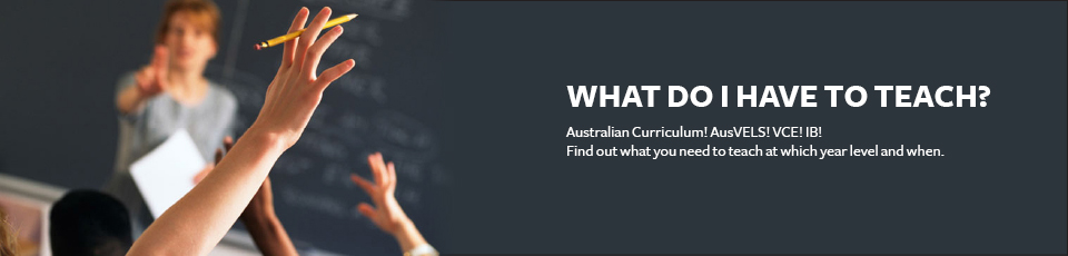 Home Page Banner 3 - curriculum