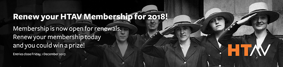 HTAV 2018 Membership - Renew Now